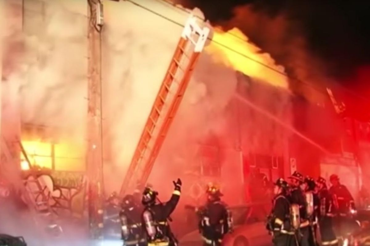 UPDATED: How To Help Oakland Fire Victims