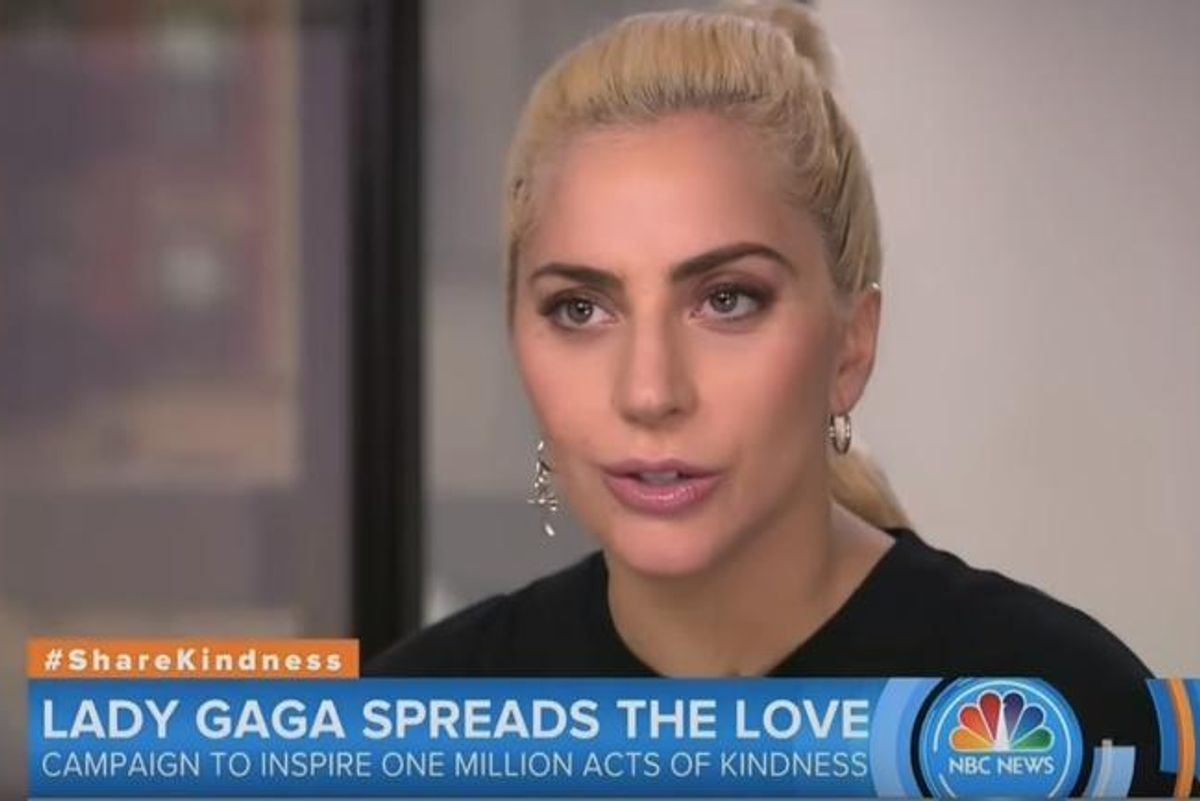Lady Gaga Reveals She Suffers From PTSD From Sexual Assault
