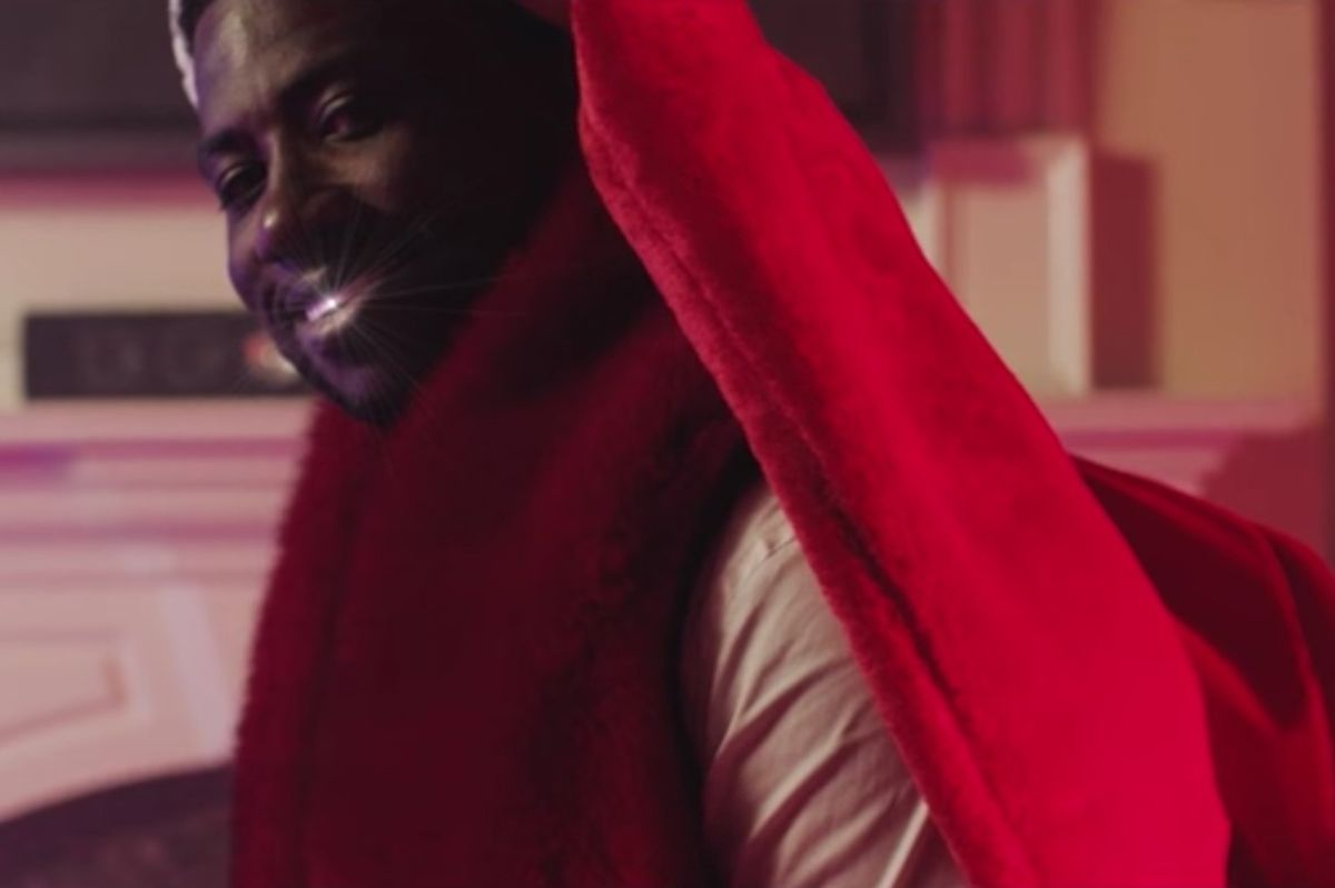 "Watch Gucci Mane Transform Into East Atlanta Santa In ""St. Brick Intro"" Video"