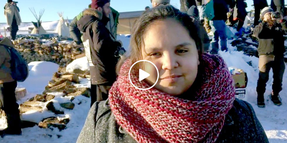 This 13-Year-Old's Reaction to DAPL Victory Says It All