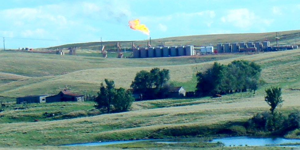 Trump Advisors Plan to Privatize Native Lands to Tap Into Oil Rich Reservations