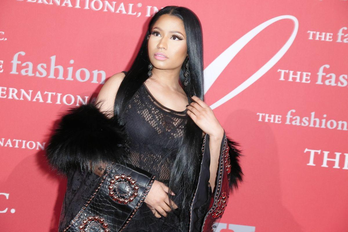 Nicki Minaj Criticized For Mocking Mentally Ill Woman