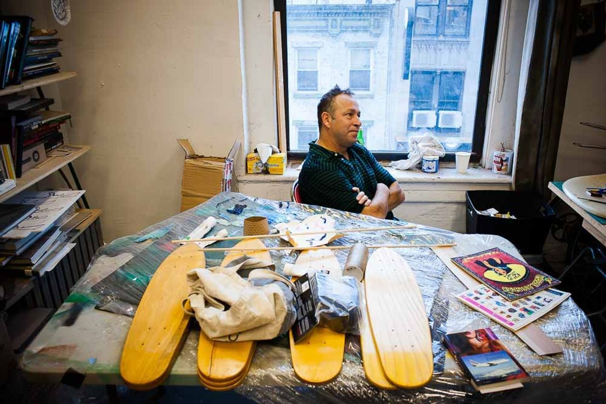 Skate Legend Mark Gonzales Collaborates With Snoop Dogg and Remains as Creative As Ever