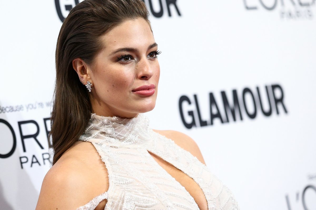 Ashley Graham Has Aspirations To Be A Victoria's Secret Angel
