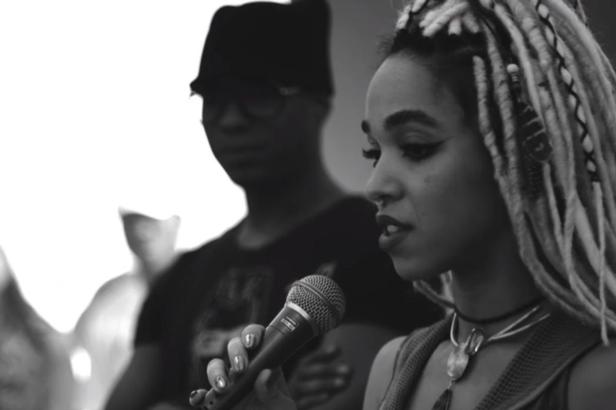 Watch FKA Twigs' Full Documentary 'Baltimore Dance Project'