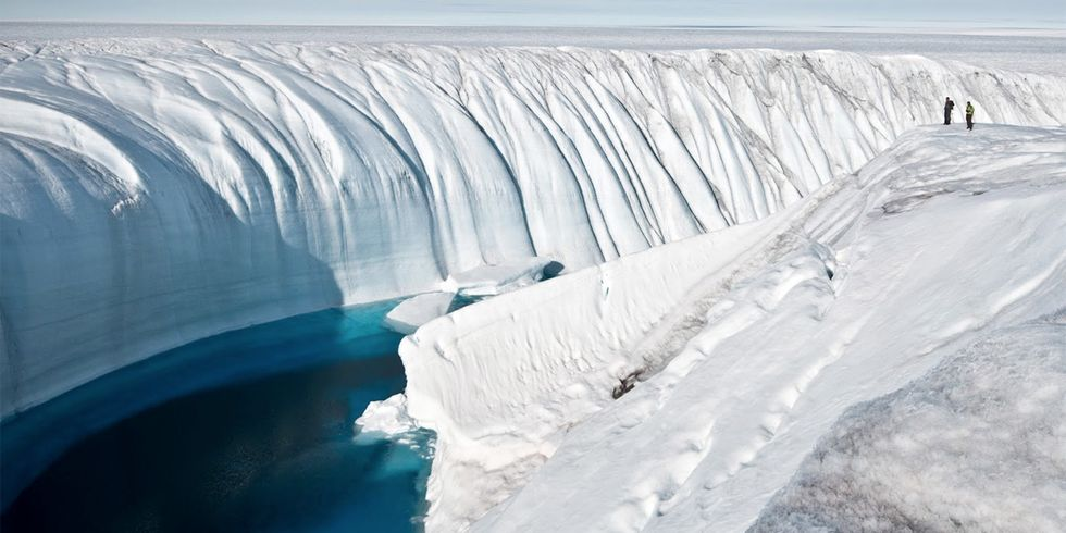 Greenland Ice May Melt Quicker Than Scientists Thought