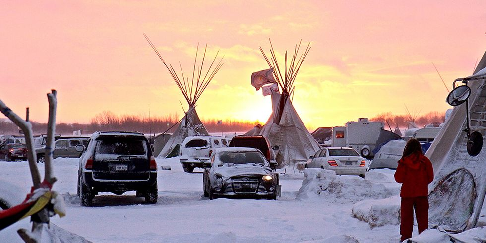 What's Next for the Water Protectors at Standing Rock?