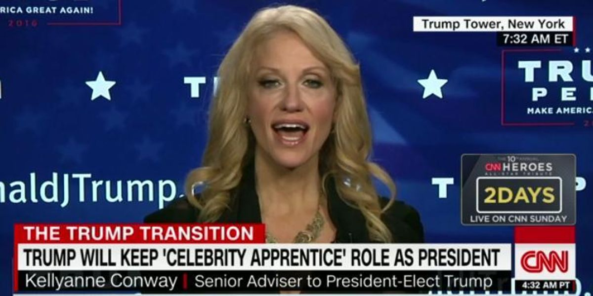 """Donald Trump Will Work On 'Celebrity Apprentice' In His """"Spare Time"""""""