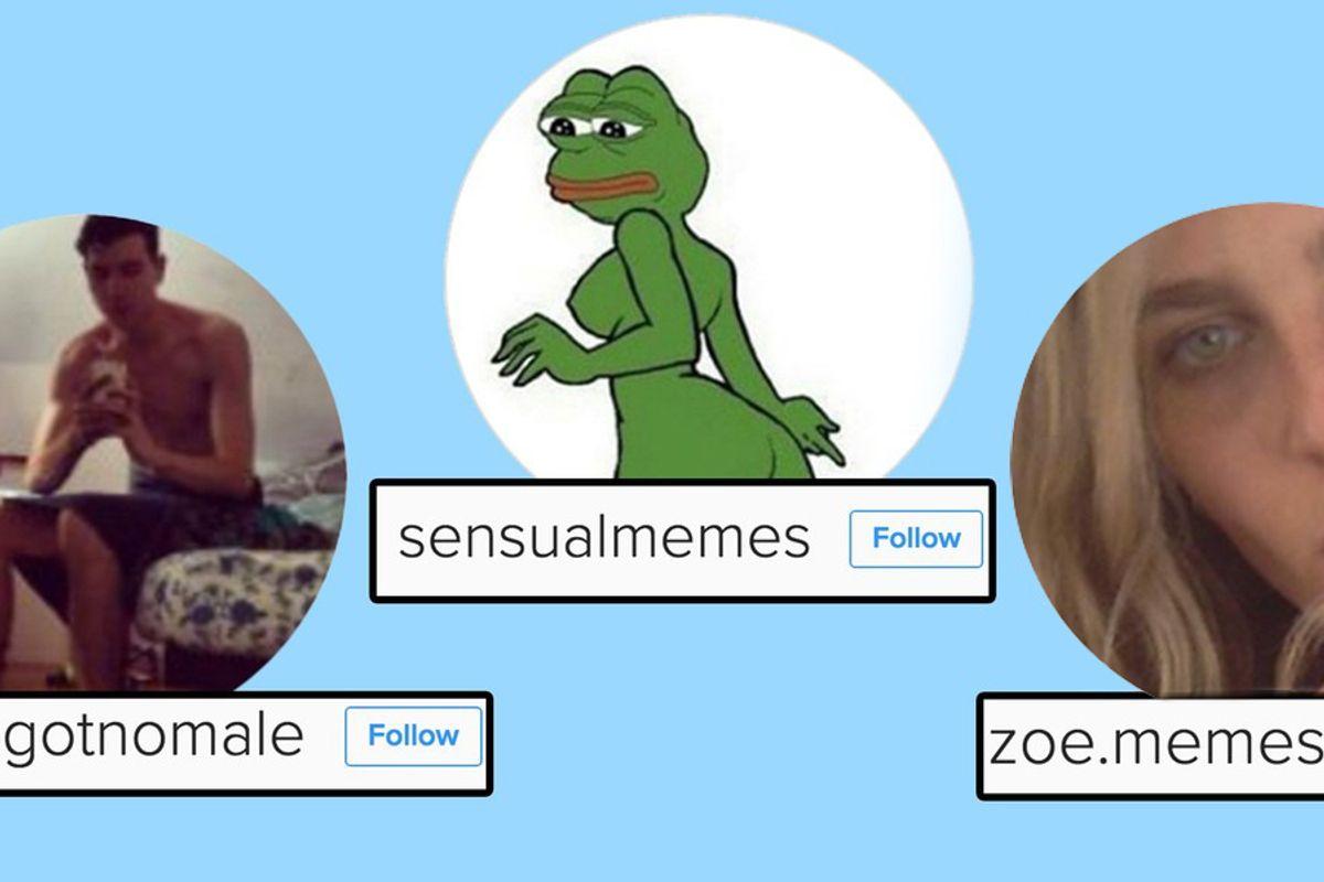 Meet The Instagram Meme Dream Team