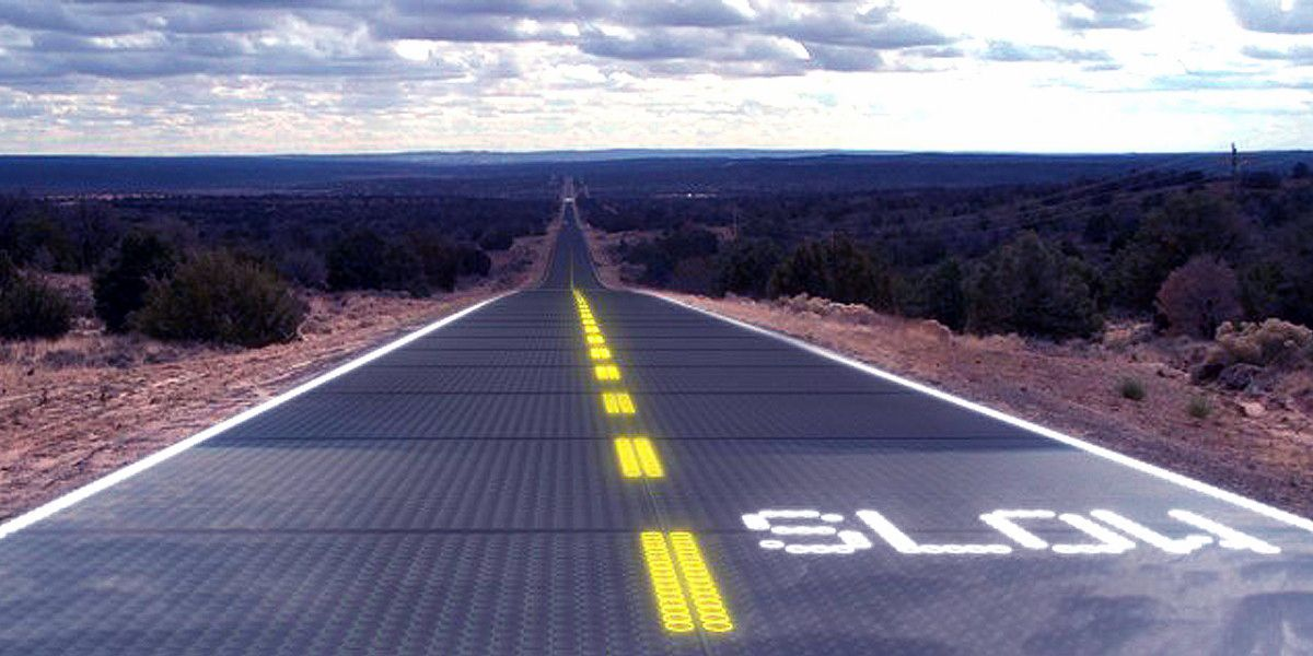 Are You Ready to Drive on Solar Panel Roadways?