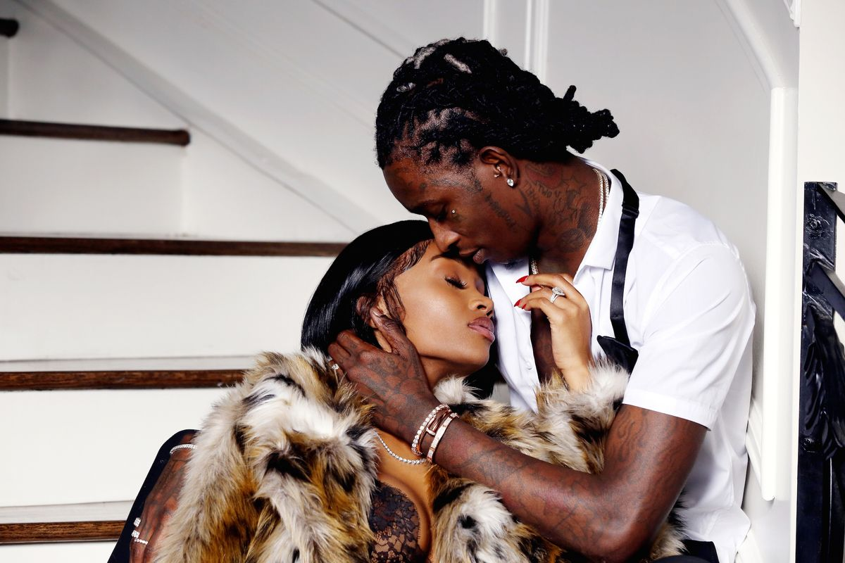 Young Thug and Jerrika Karlae Speak Out On the Fight Against Poverty