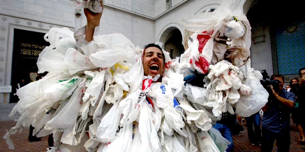 How California Became America's First State to Ban Plastic Bags