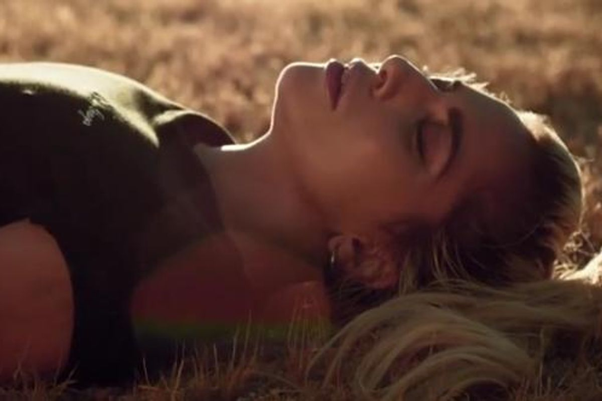 """Lady Gaga Teases Brooding New Music Video For """"Million Reasons"""""""