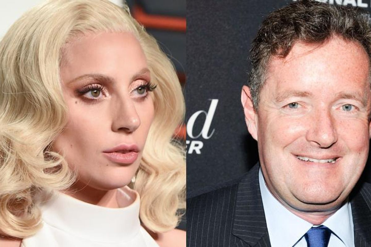 Lady Gaga Agrees To Interview With Piers Morgan After He Publicly Doubted Her PTSD