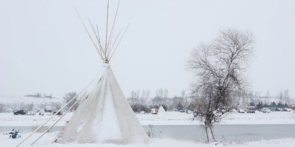 After Visiting Standing Rock, Swedish Bank Puts Companies Behind DAPL on Watch