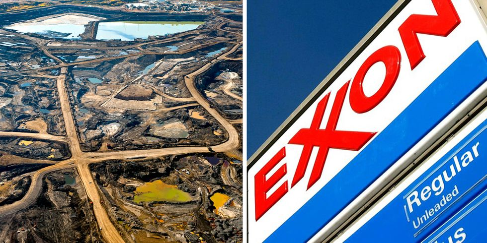 2 New Blows to Exxon