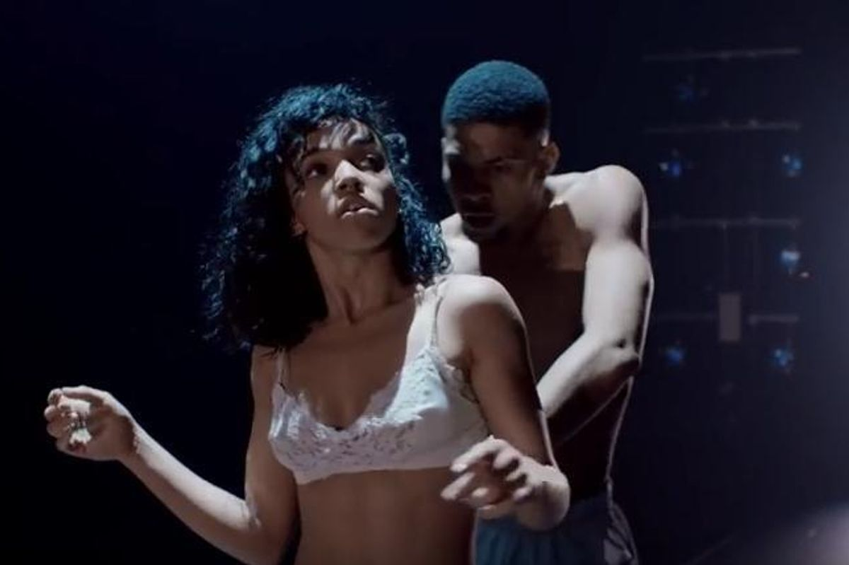Watch FKA Twigs' New Film 'Soundtrack 7""