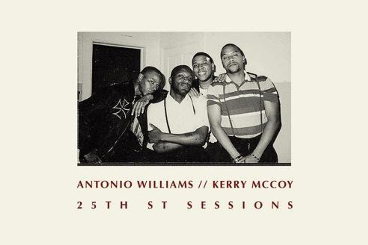 Listen to the New Collaboration Between Antwon and Deafheaven's Kerry McCoy