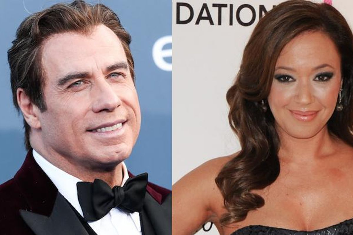John Travolta Is Not Here For Leah Remini's Scientology Series