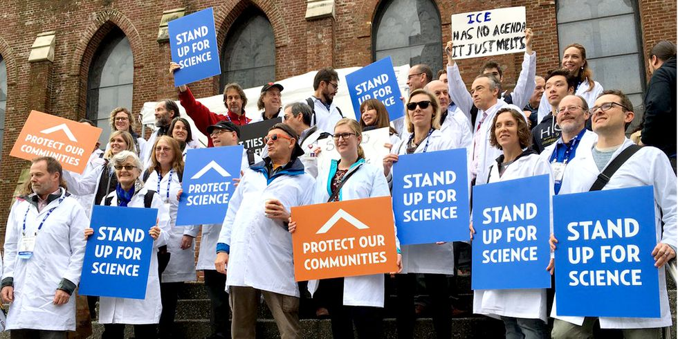 Scientists Frantically Copying Critical Climate Data as Energy Dept. Refuses to Release Names
