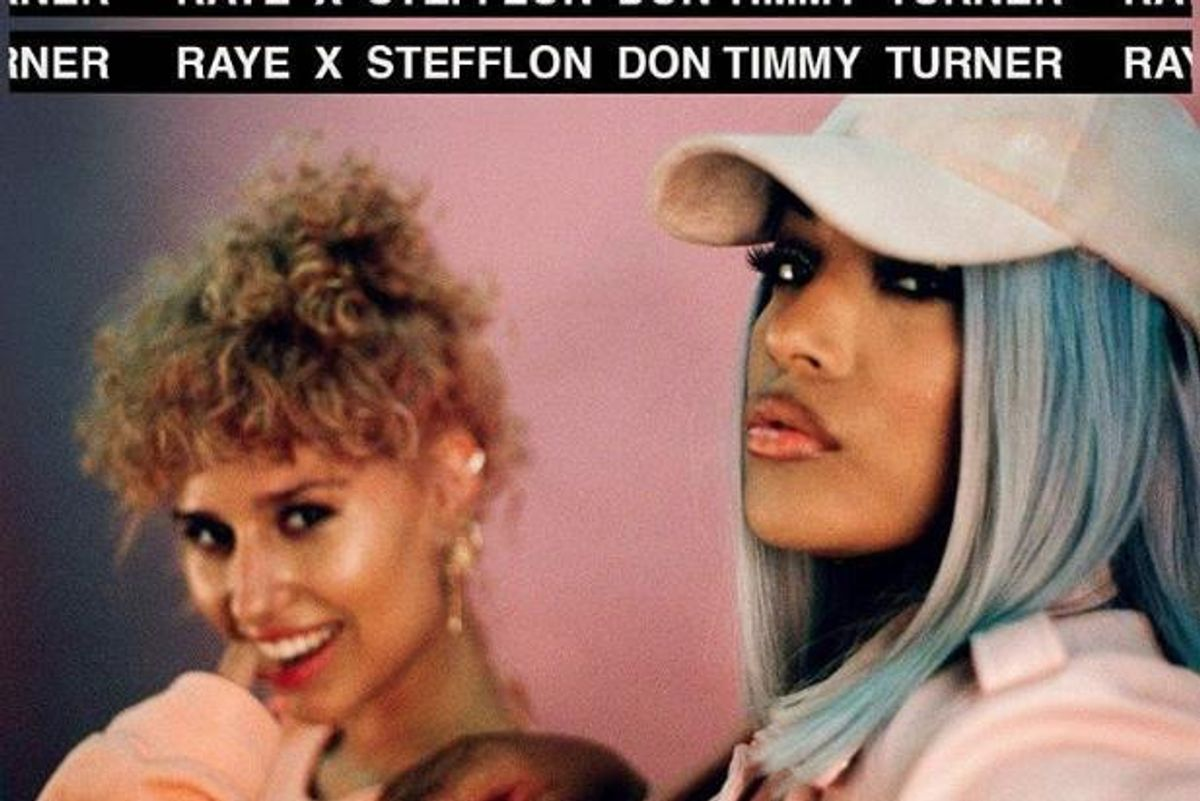 Listen To This Fire 'Timmy Turner' Rework From U.K. Artists Raye And Stefflon Don