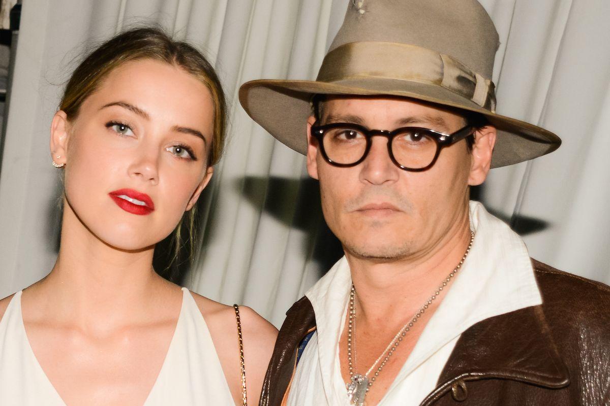 Amber Heard Taking Johnny Depp To Court For Unpaid Divorce Settlement