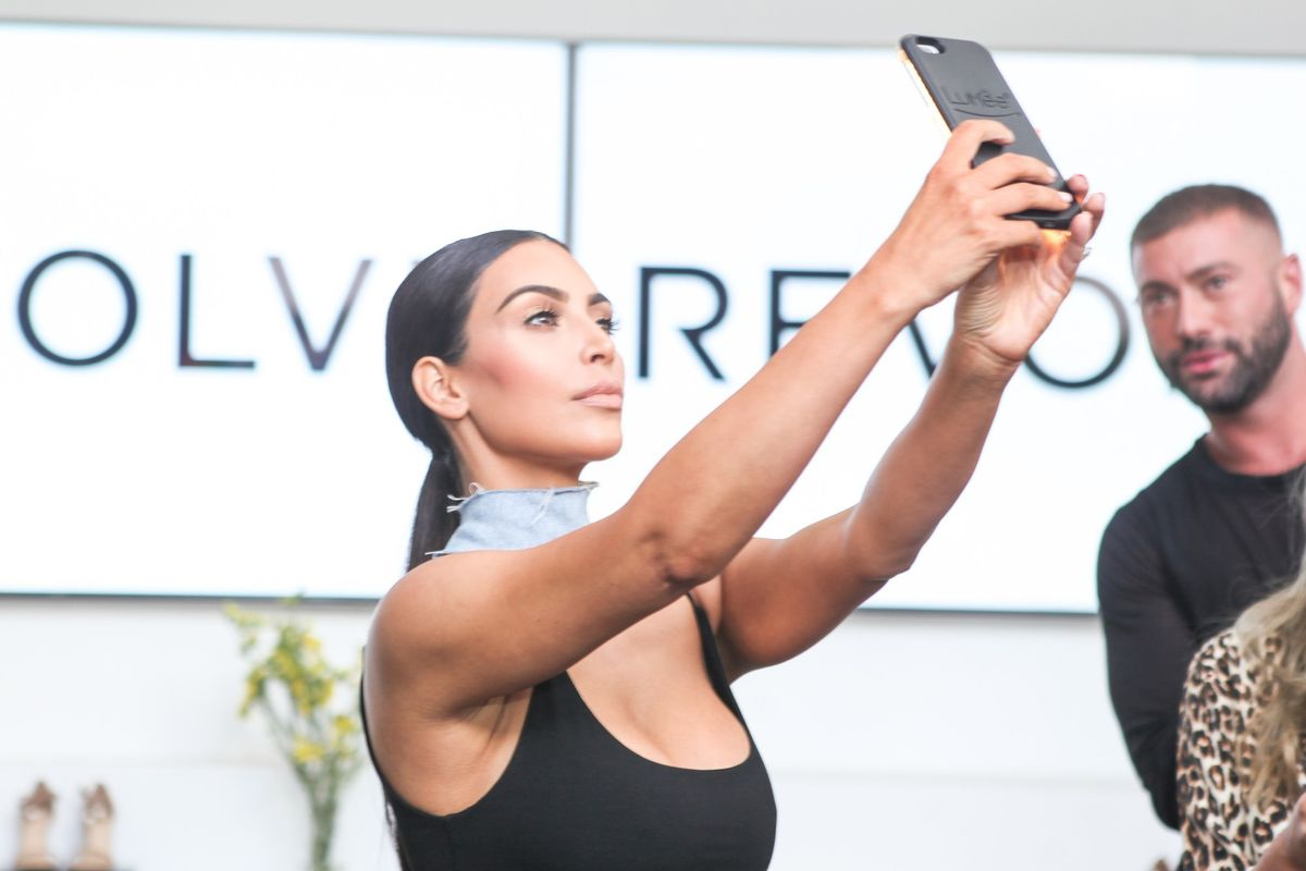 What Does This New Kimoji Instagram Account Mean?