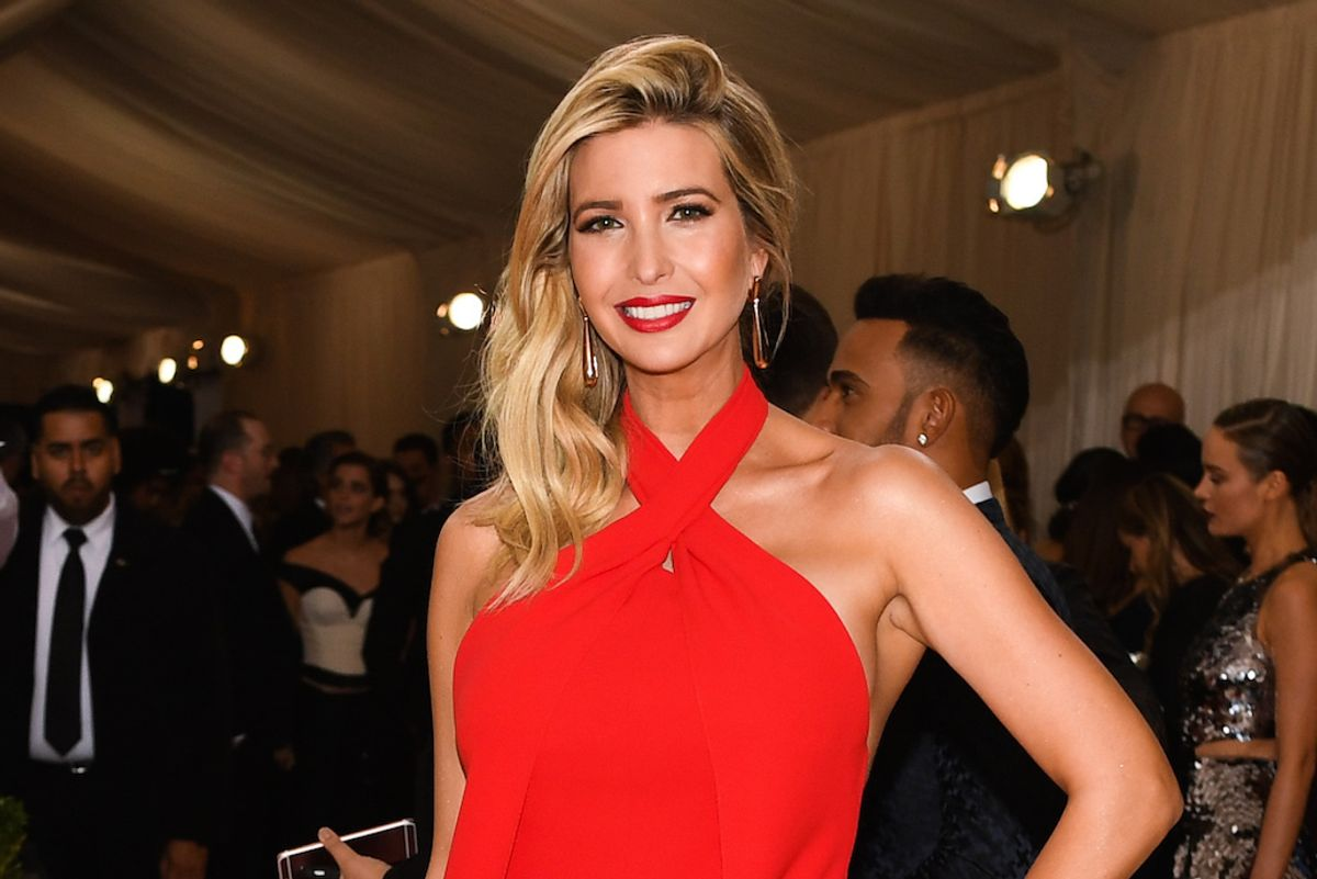 Trump's Team (Kind Of) Denies Speculation That Ivanka Trump Will Be First Lady