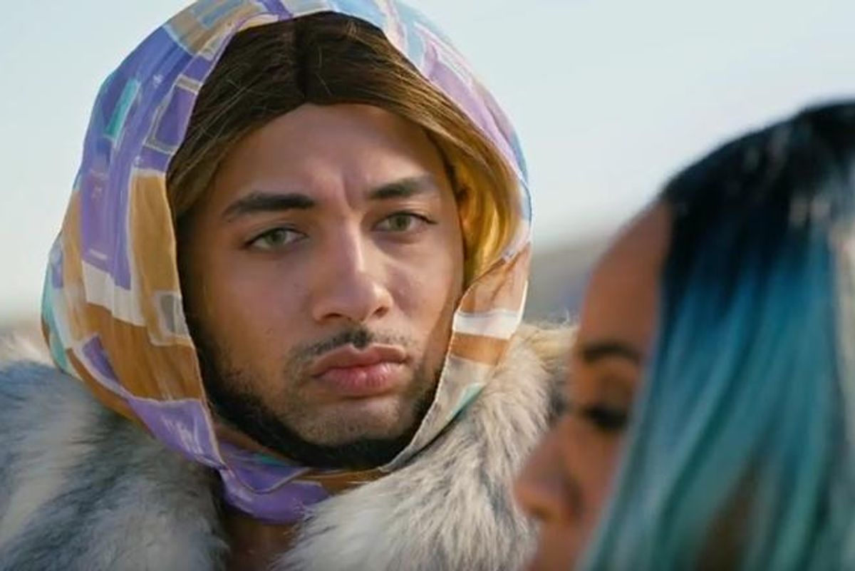 Watch A Joanne the Scammer 'Thelma & Louise' Caucasian Origin Story