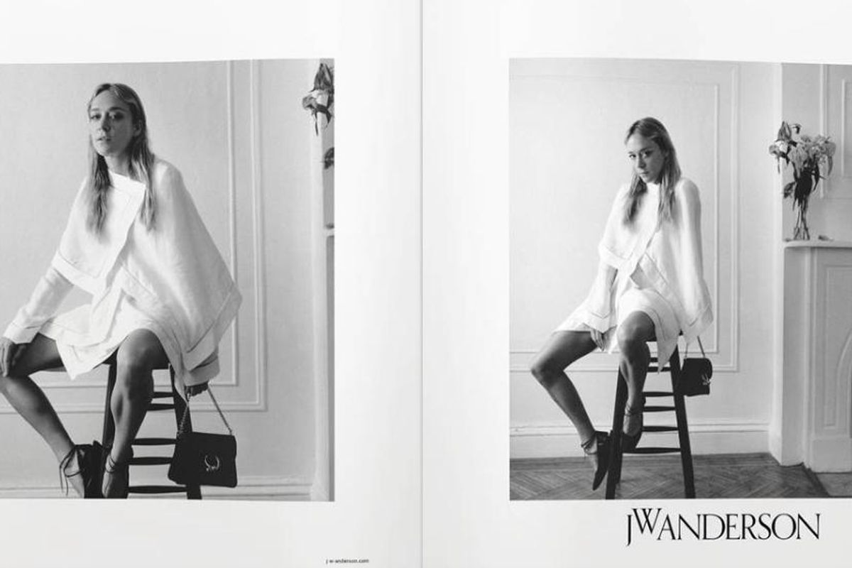 Chloë Sevigny Unveiled As The Star Of J.W. Anderson's New Campaign
