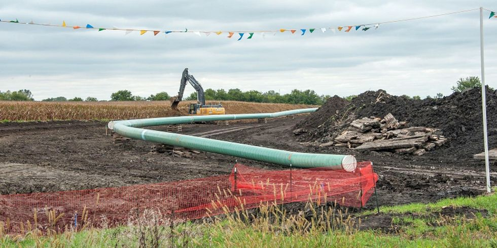 Leaked Audio: 'Election Night Changed Everything,' Dakota Access Pipeline 'Is Going Through'