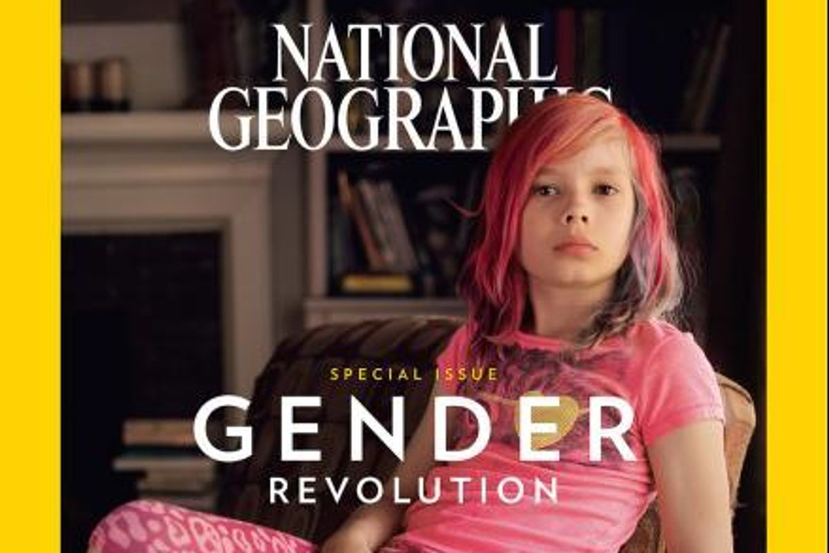 National Geographic Makes History With First Transgender Cover Star