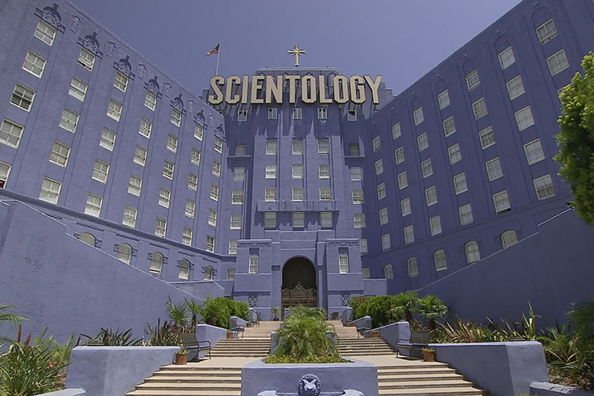 """Shelly Miscavige Reportedly Seen """"Looking Frail"""" Near Scientology Compound"""