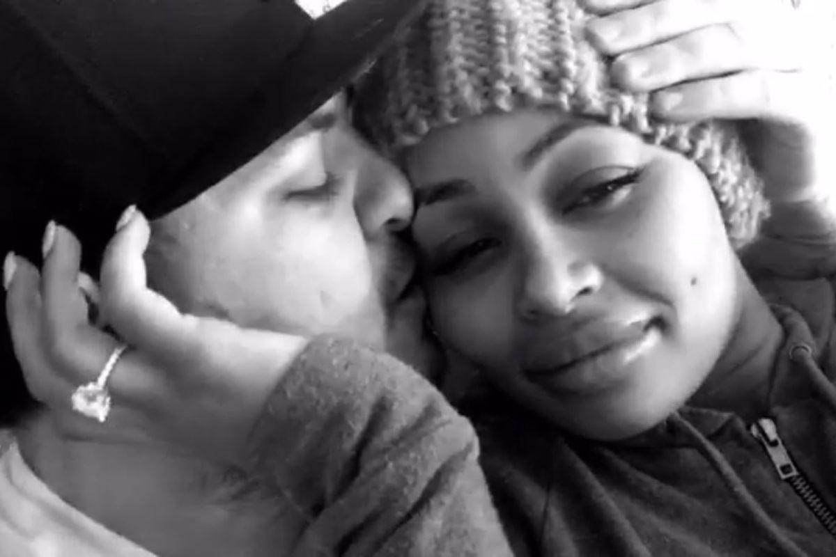 Blac Chyna and Rob Kardashian Have Allegedly Split
