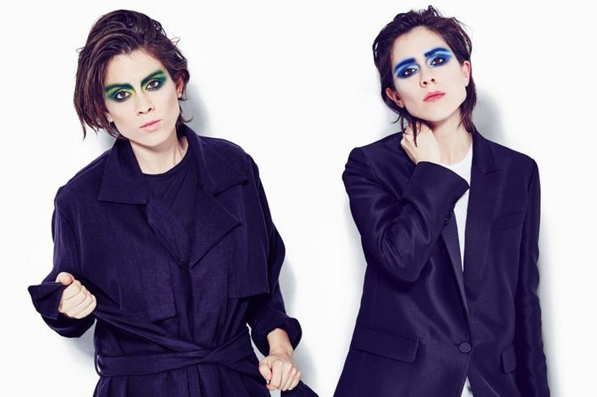 Tegan and Sara Have Launched A New Foundation For LGBT Girls and Women
