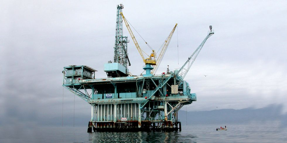 Feds Sued by State of California Over Offshore Fracking