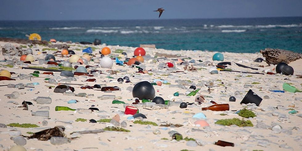 22 Million Pounds of Plastic Enters the Great Lakes Each Year