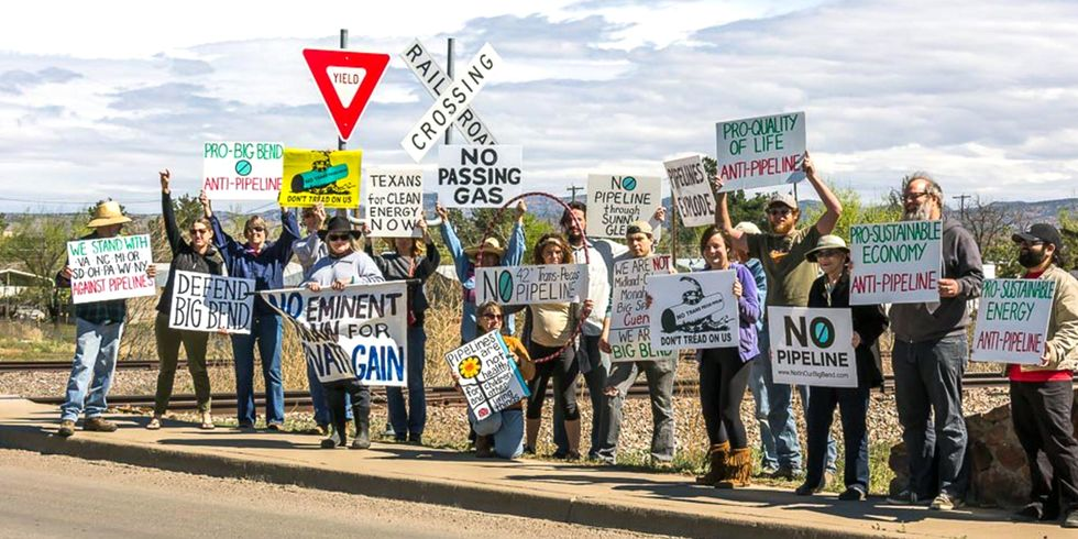 10 States Where Citizens Are Fighting Pipeline Projects