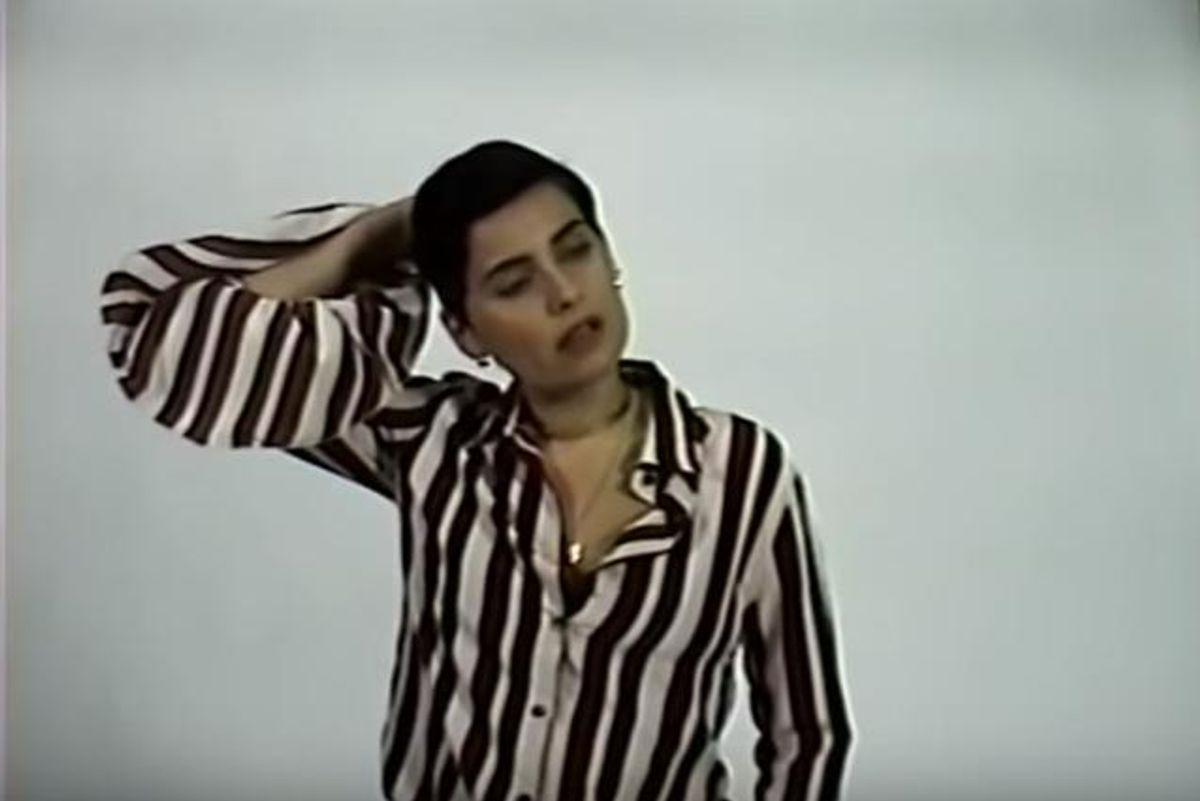 """Watch Nelly Furtado's VHS-Style Video For """"Pipe Dreams"""""""