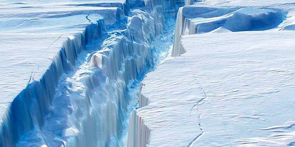 What Would Happen if the Entire West Antarctic Ice Sheet Collapsed?