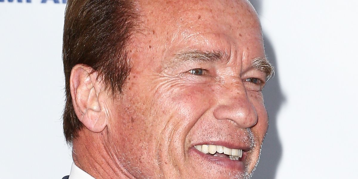 """Arnold Schwarzenegger Says The Sight Of His Aging Body Makes Him Want To """"Throw Up"""""""