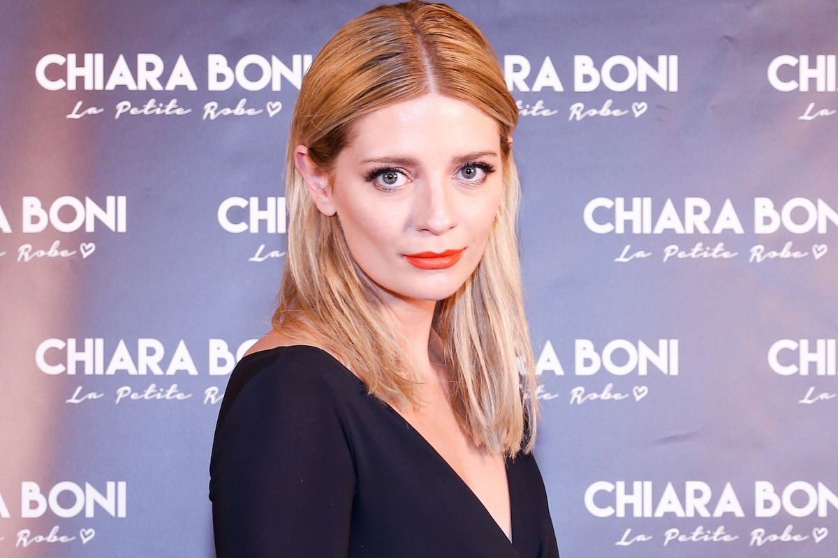 """Mischa Barton Compared 'Dancing With the Stars' to """"The Hunger Games'"""