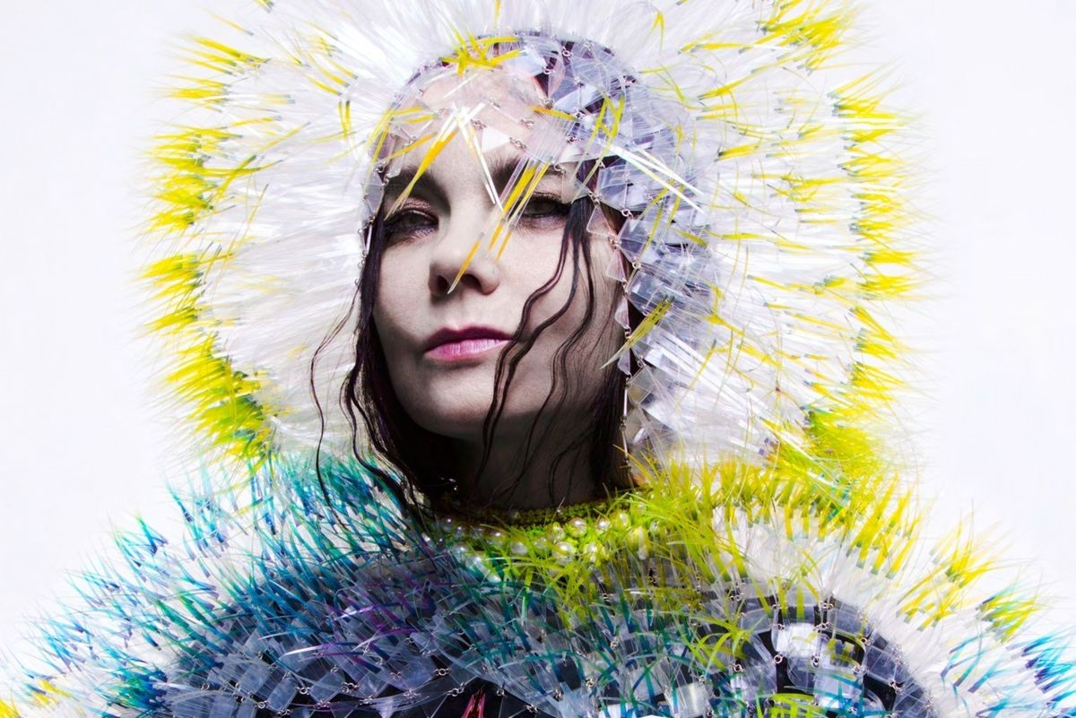 Björk Calls Out Sexist Media Coverage (Again)