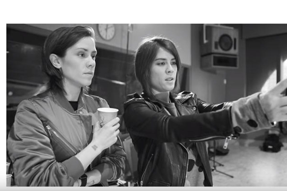"""Watch Tegan and Sara's New Video For """"That Girl"""""""