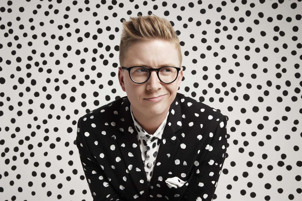 Tyler Oakley on the Social Media Boom, Working with Warby Parker, and the Superiority of Dogs