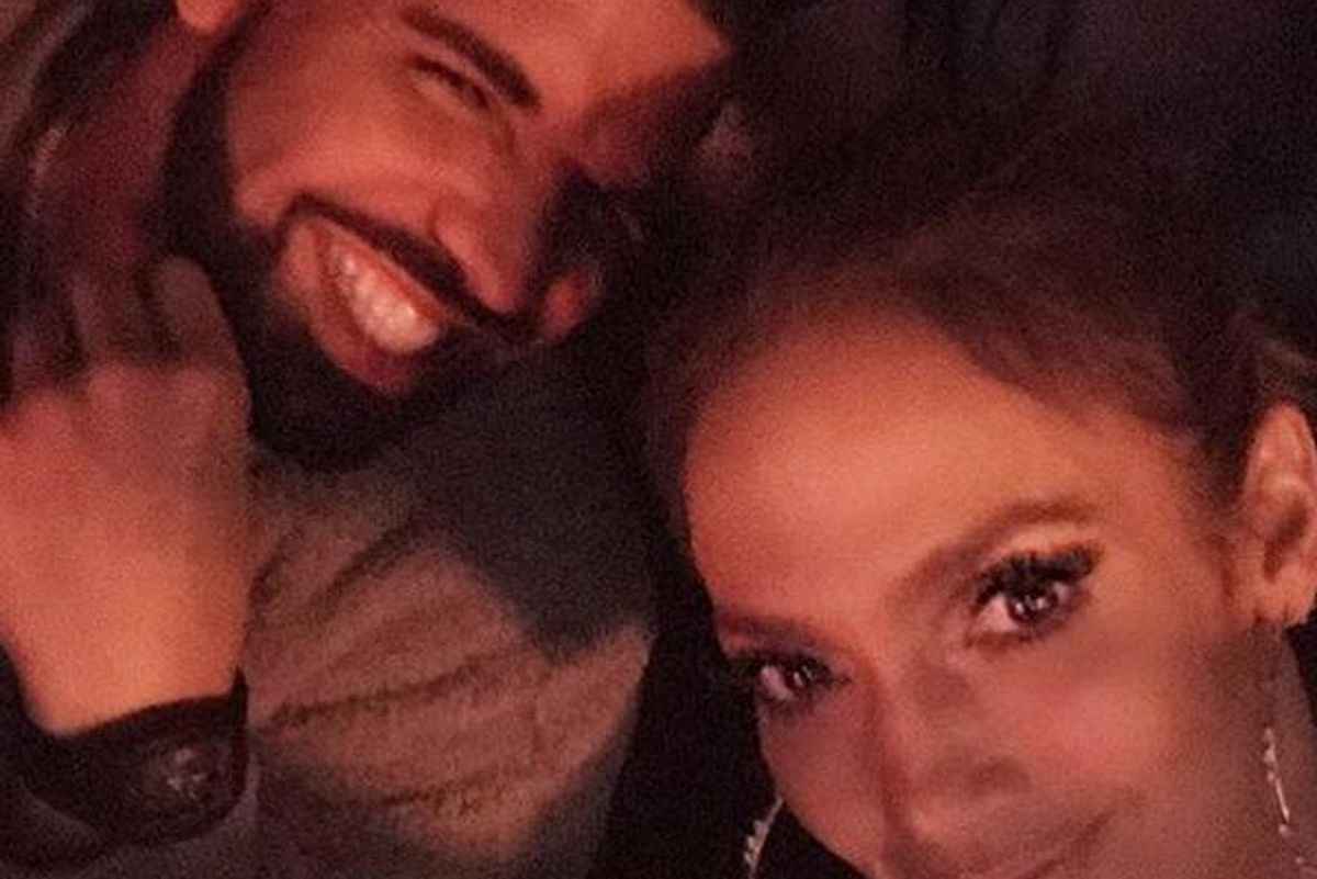 Drake and Jennifer Lopez Might Be Fake Dating