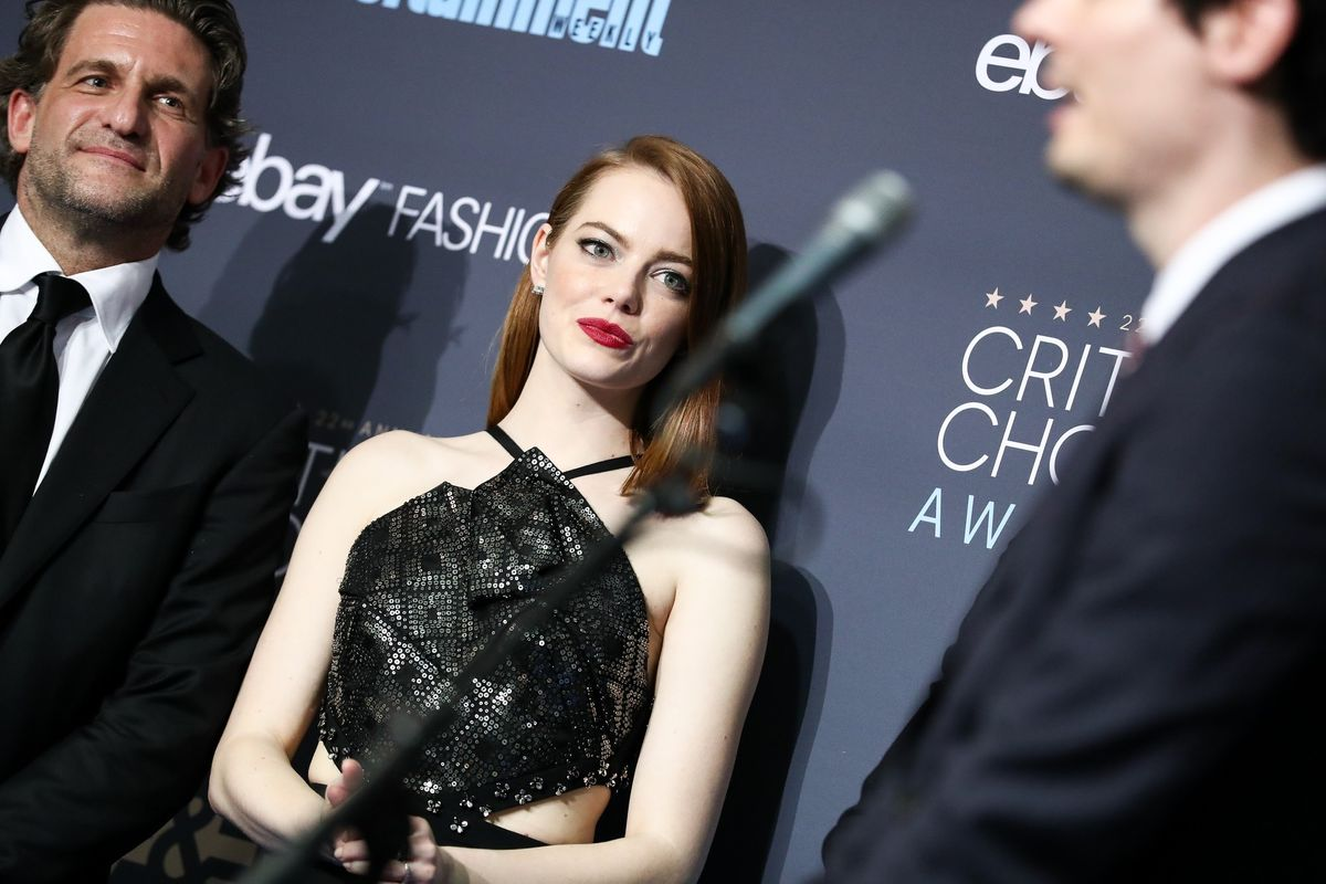"Emma Stone: ""I've Been Told That I'm Hindering The Process By Bringing Up An Opinion."""