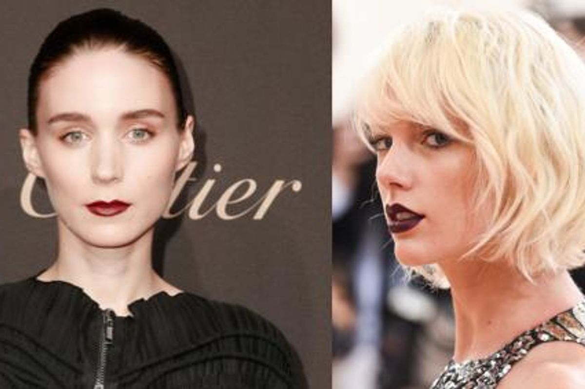 Rooney Mara Has Apparently Declined A Spot In Taylor Swift's Squad
