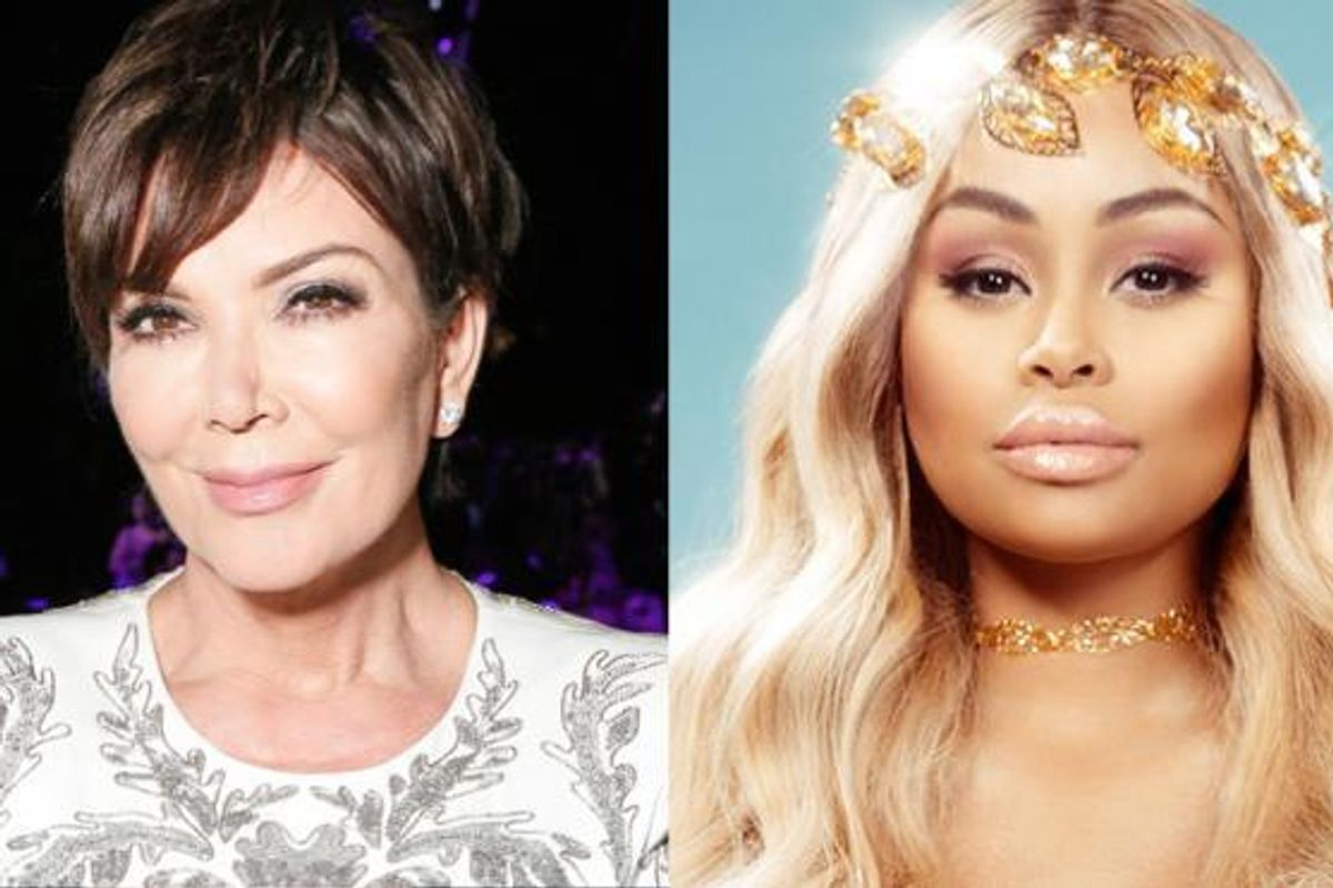 Blac Chyna Is Not Invited To Kris Jenner's Annual Kristmas Extravaganza