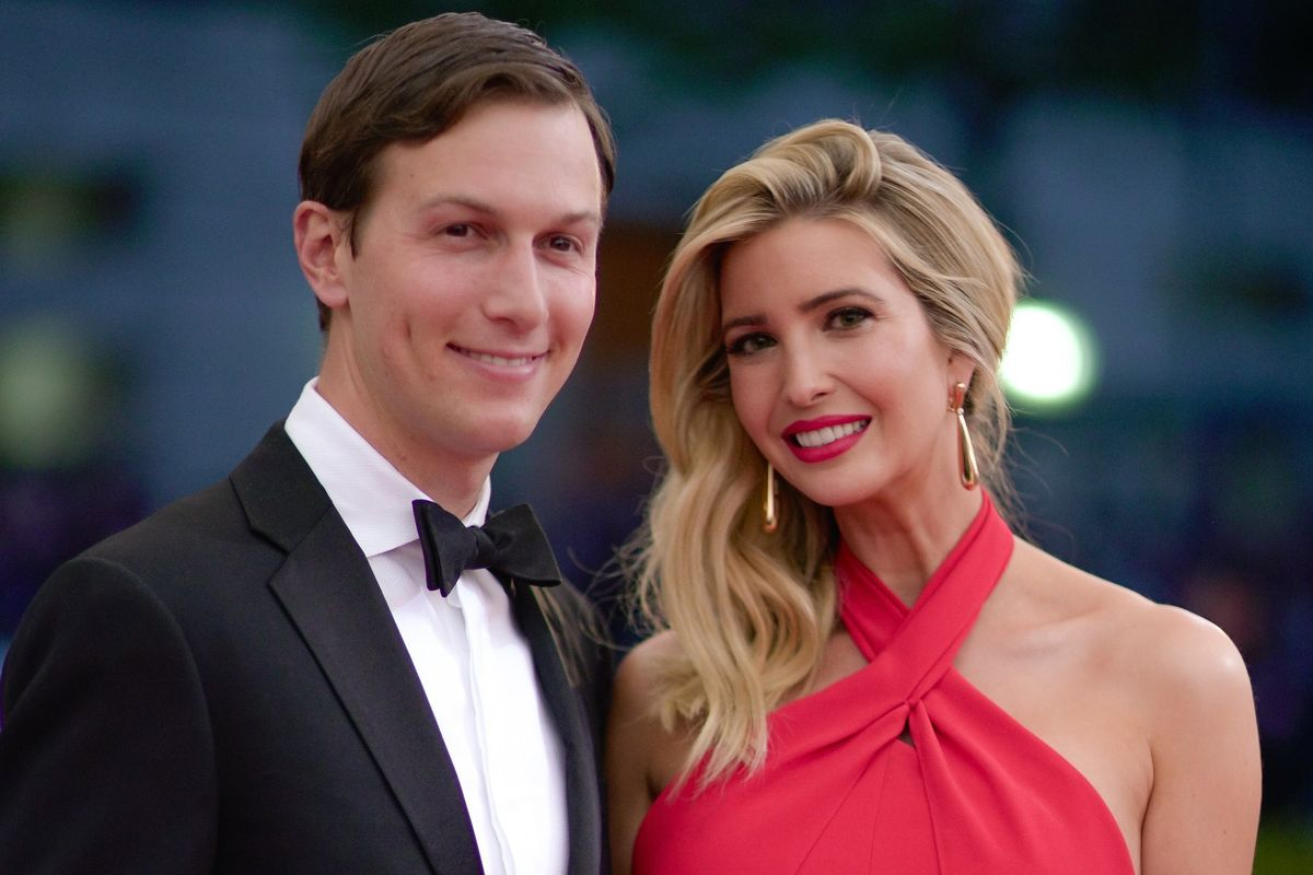 Couple Thrown Off Plane For Verbally Berating Ivanka Trump And Jared Kushner